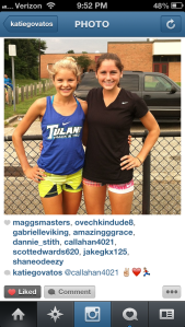 sorry it's from instagram... pre run photo