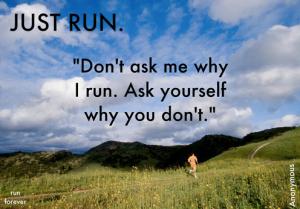 run quote