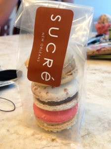 macaroons from Sucre