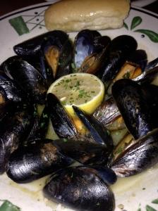 mussels pre race