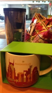 I collect the Starbucks City/State mugs, I have 20 now! But I prefer the old design