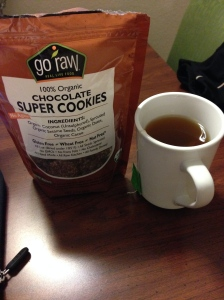 tea and go raw cookies