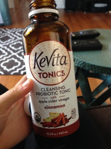 new to new Kevita drink!