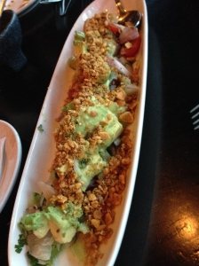 tilapia and avocado ceviche