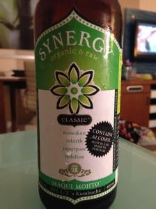 new kombucha flavor!